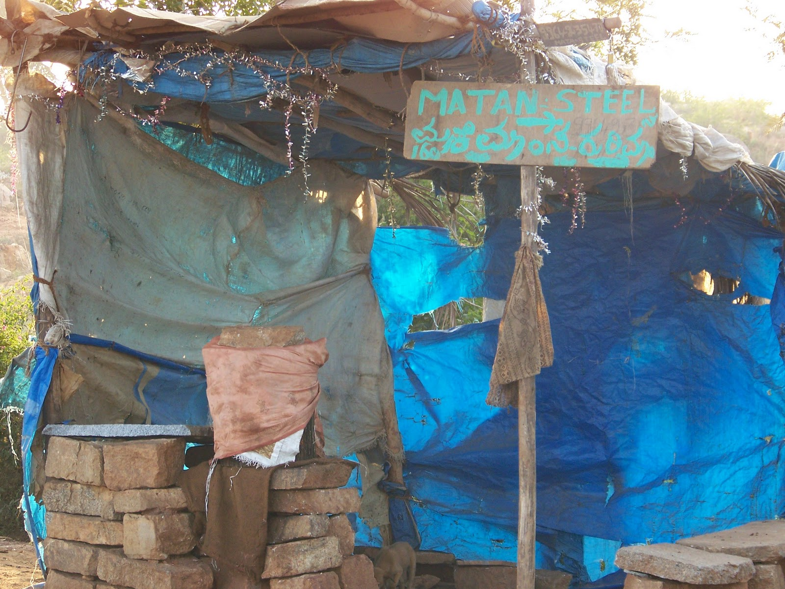 mutton stall