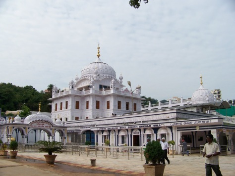 The Nanak Jhira Gurudwara
