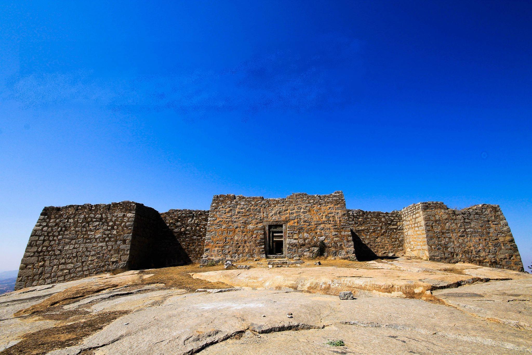 Fort Madhugiri