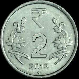 A coin that I hold close to my heart - it represents happiness- double in 2013