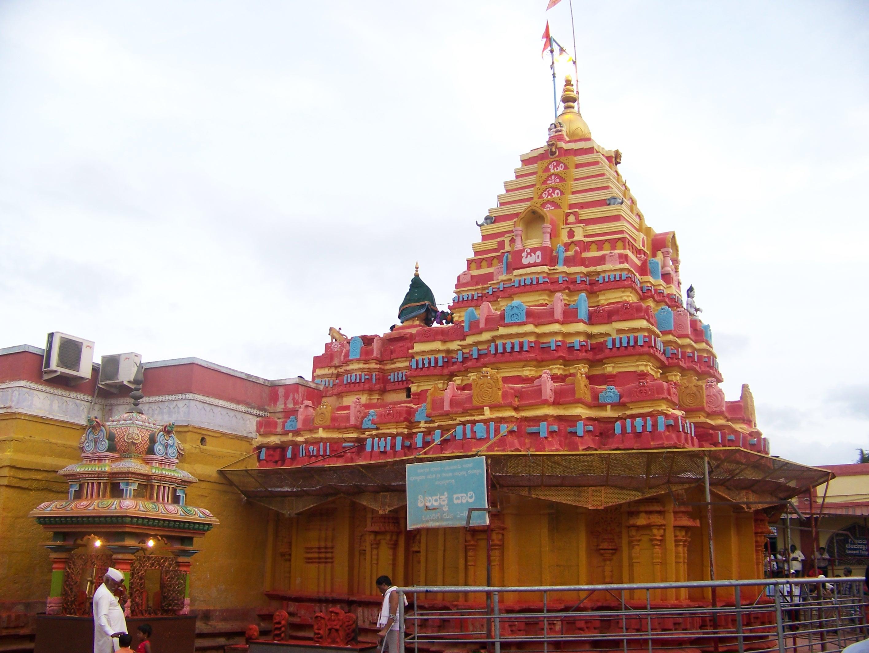 Savadatti Yellamma temple