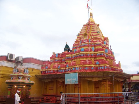 Savadatti Yellamma temple