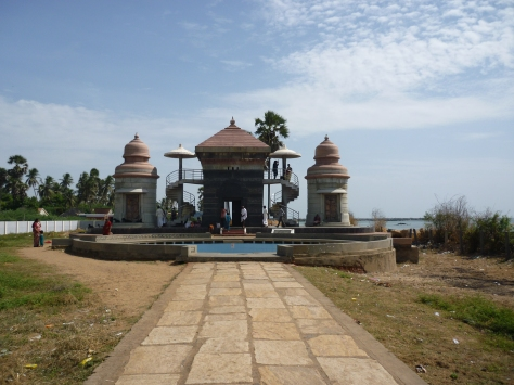 The Ilanji Mandran at Poompuhar