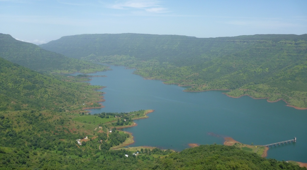 Kate's point and the elephant head view point at Mahabaleshwar