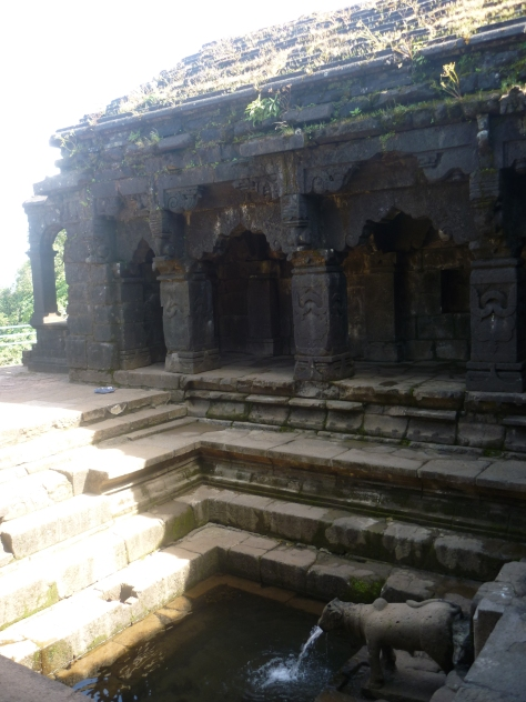 The Krishnabhai temple