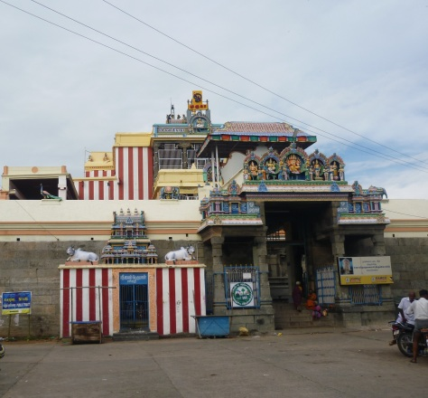 Swami Malai- One of the six holy shrines of lord Murugan