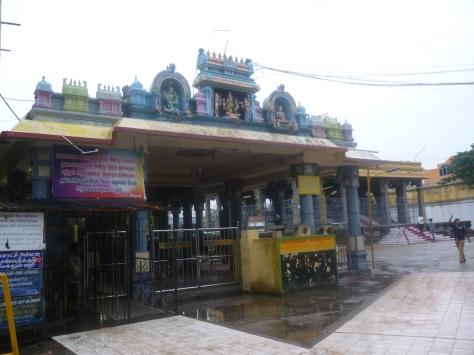 Kanchi Kamakshiamman temple (1)