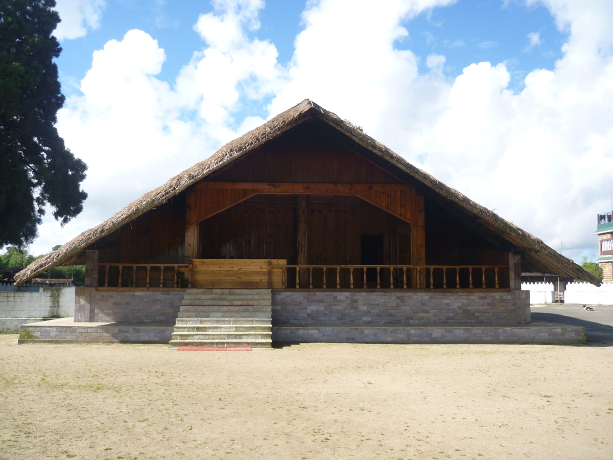 A day out at the Khasi cultural centre- Smit