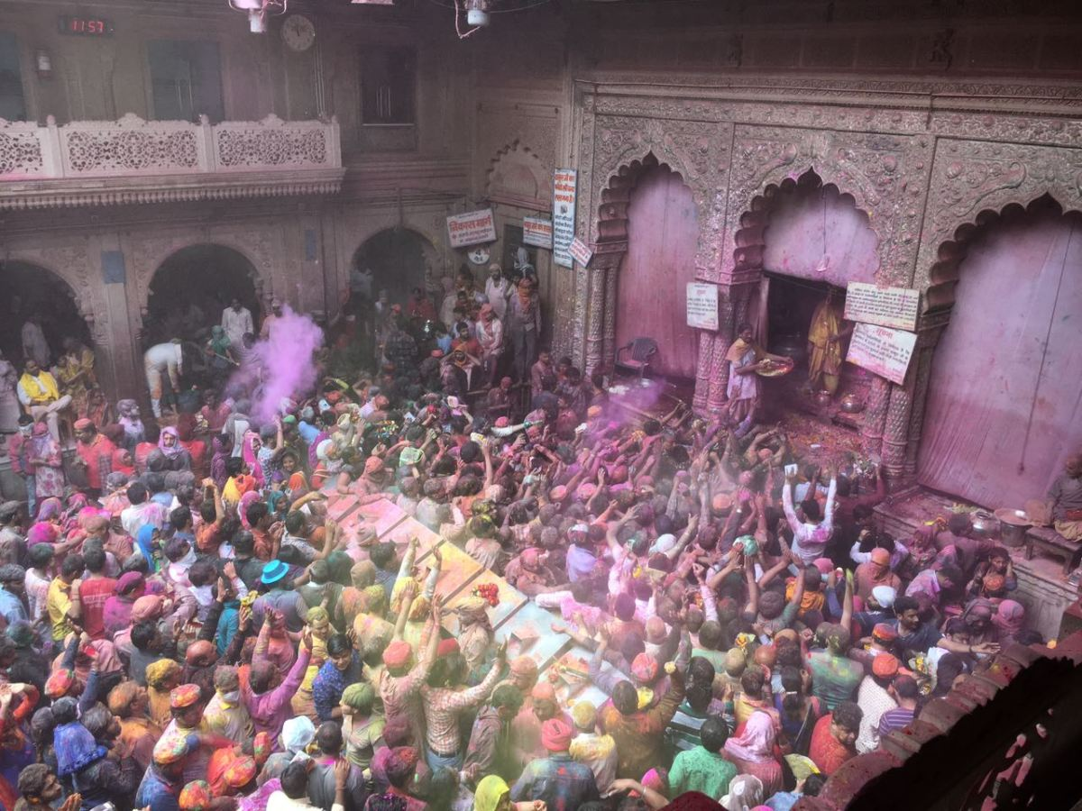 The not so Holi- Festival of Braj Bhoomi