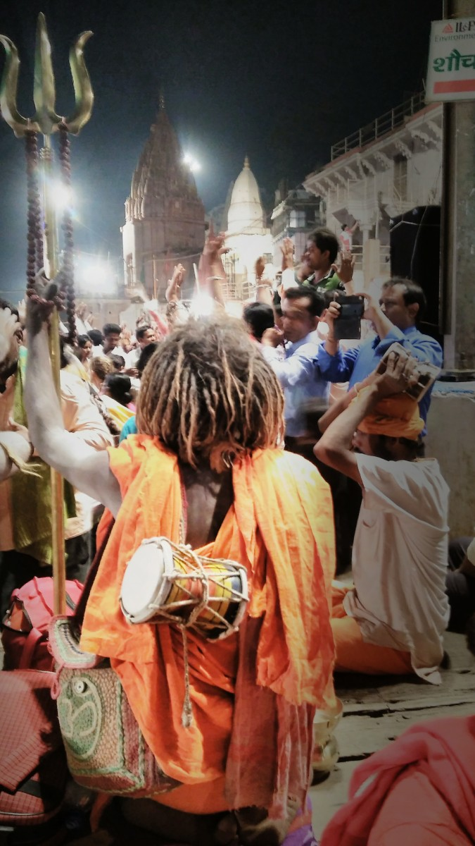 What has the spiritual capital taught me at Banaras?