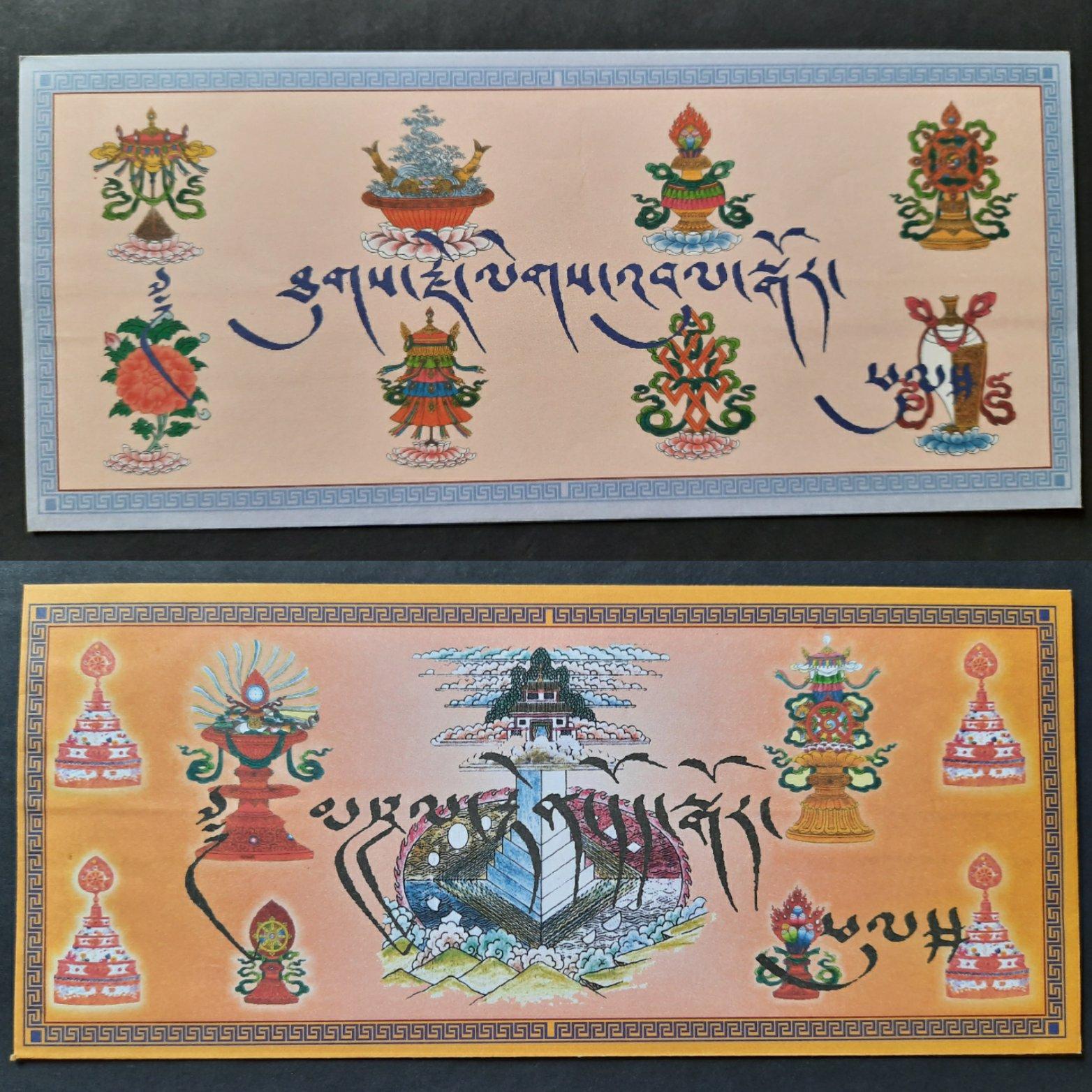 Tibetan art in modern gifts