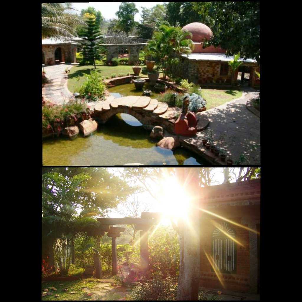 Taj Kuteeram / Nrityagram in Hesaraghatta